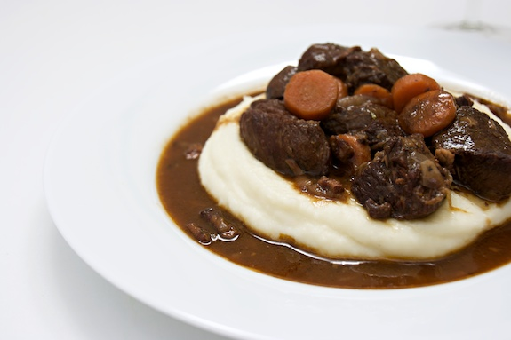 Boeuf Bourguignon: an homage to Julia Child