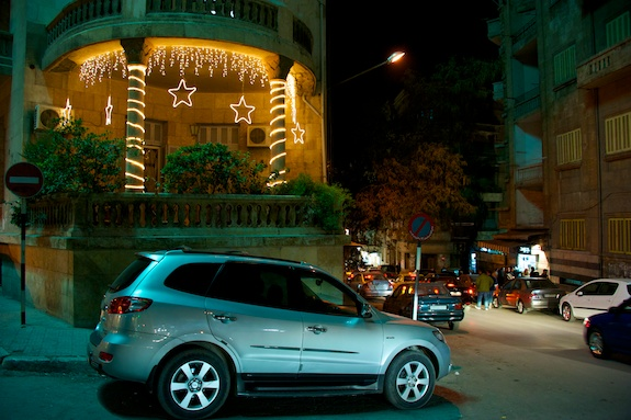 Aleppo Christmas 2010