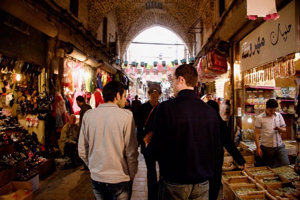 Aleppo's Souks
