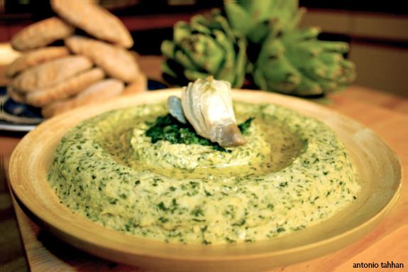 Spinach And Artichoke Hummus Recipes — Dishmaps