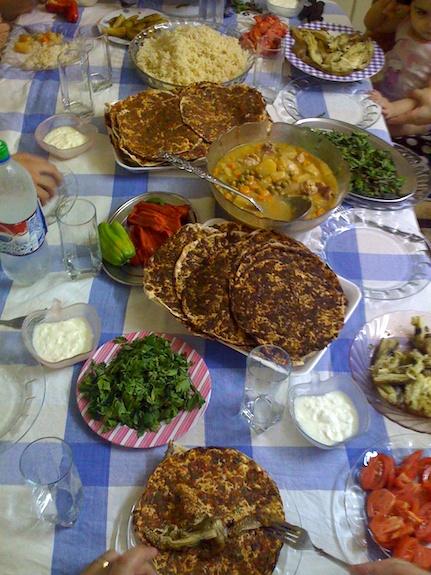 la7me el 3ajeen