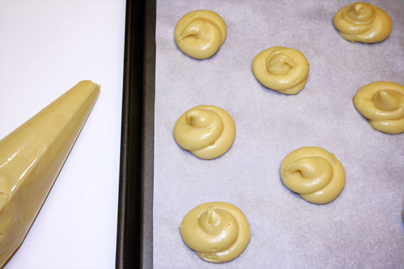 choux dough