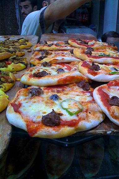 pizza suju