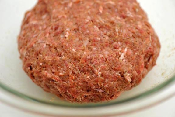 sujuk meat