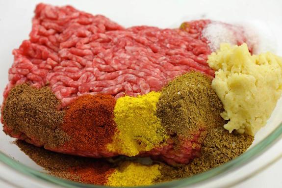 sujuk spices