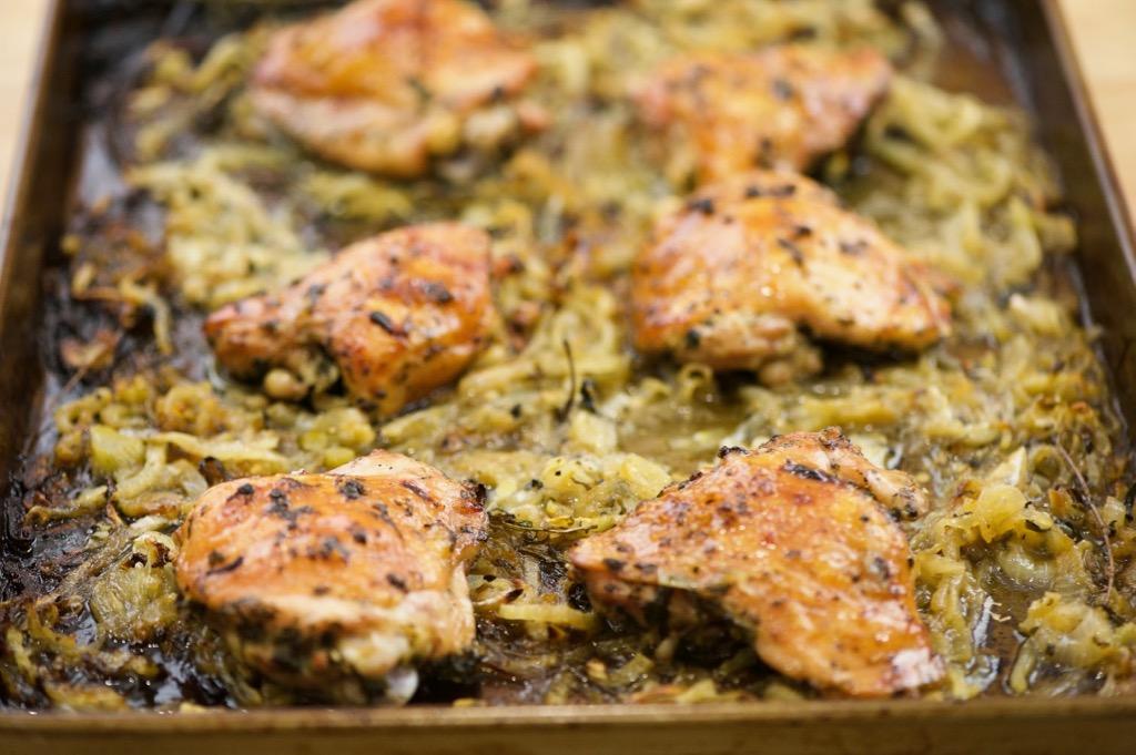 tarragon chicken