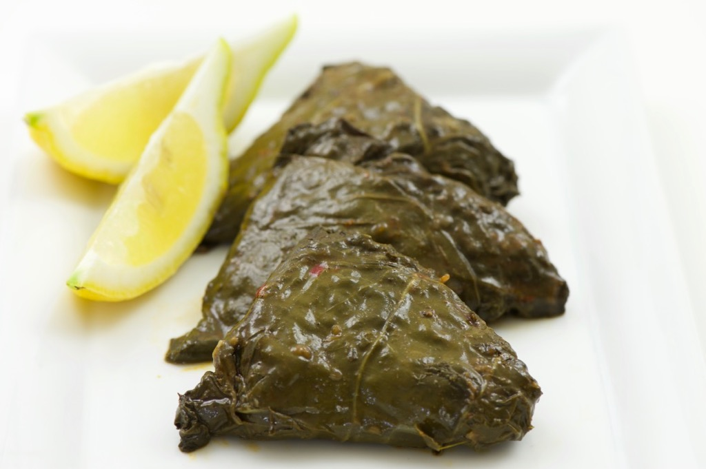 yalanji (يلنجي) with lemon