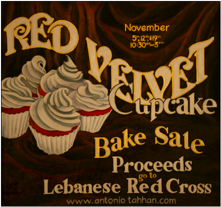 Project Cupcake Poster